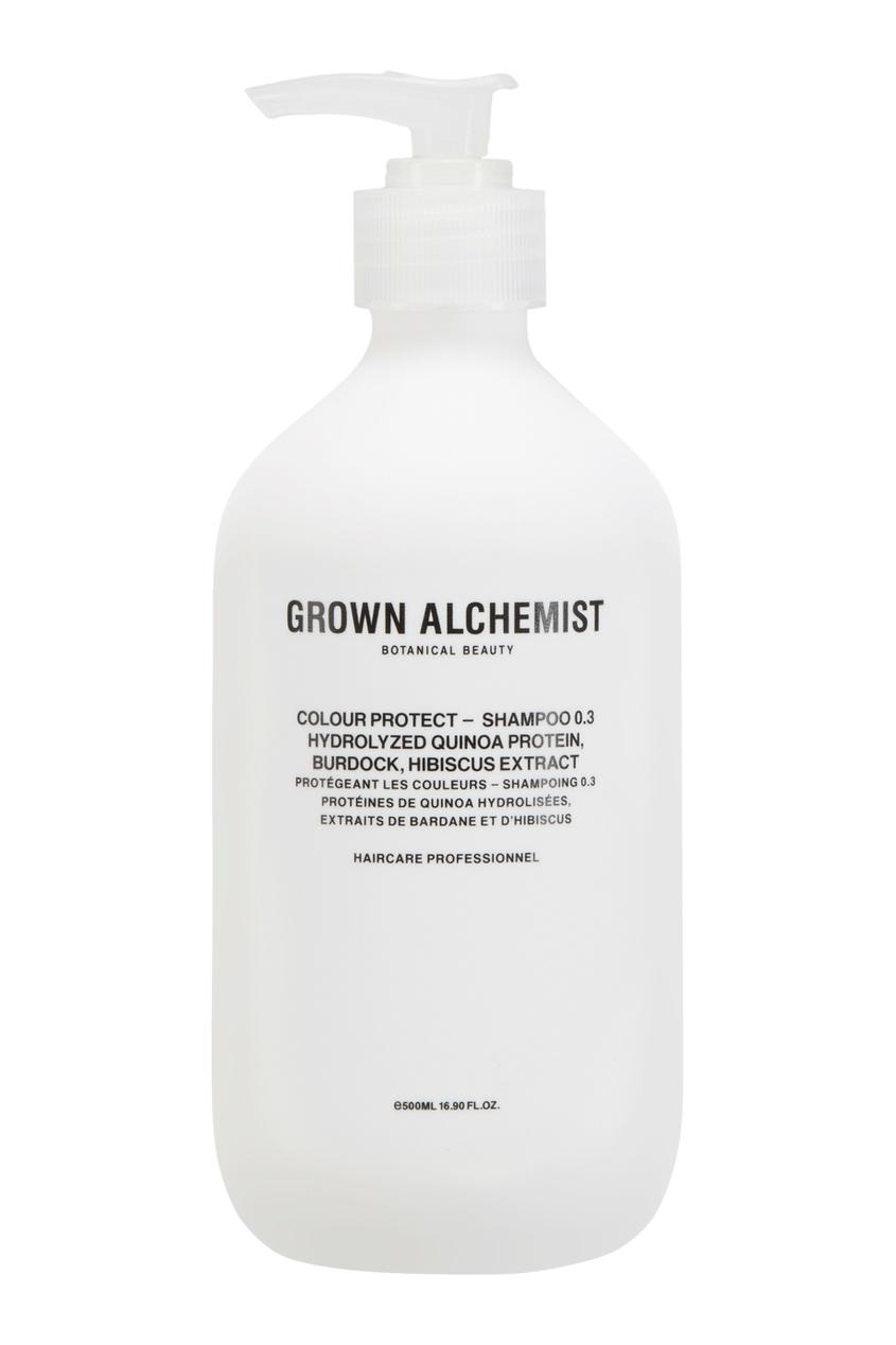 Grown Alchemist Шампунь для окрашенных волос 0.3 Colour Protect 500ml