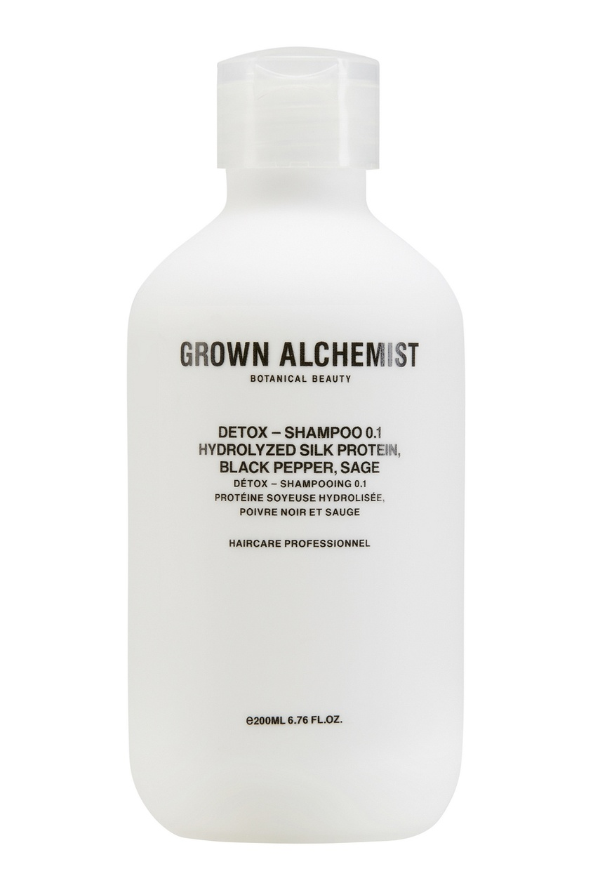 Grown Alchemist Набор средств для волос 0.1 Detox – Haircare Twin Set 2x200ml grown alchemist набор средств для волос 0 1 detox – haircare twin set 2x200ml