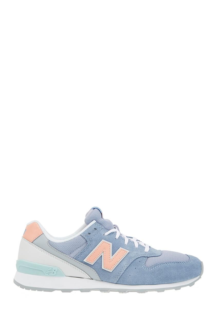 New Balance Замшевые кроссовки 996
