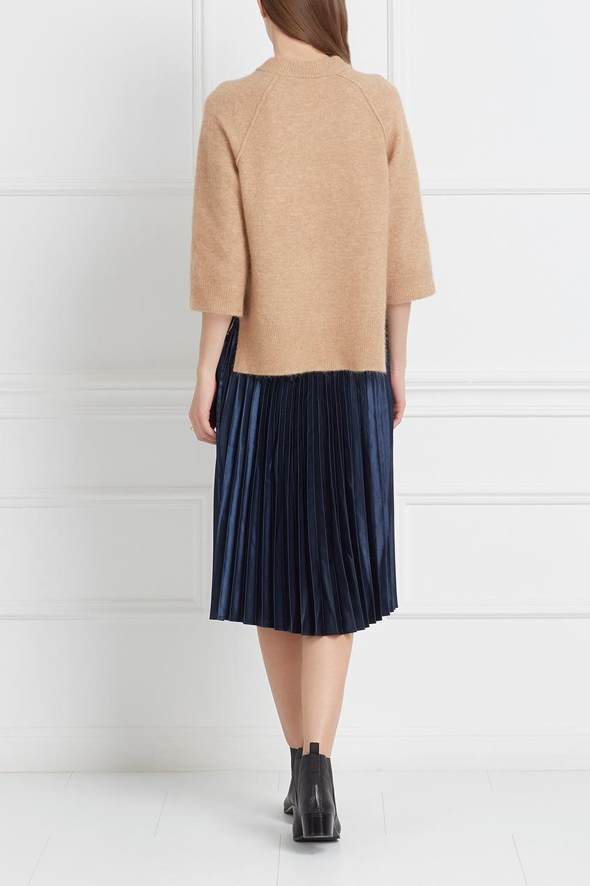 Плиссированная юбка