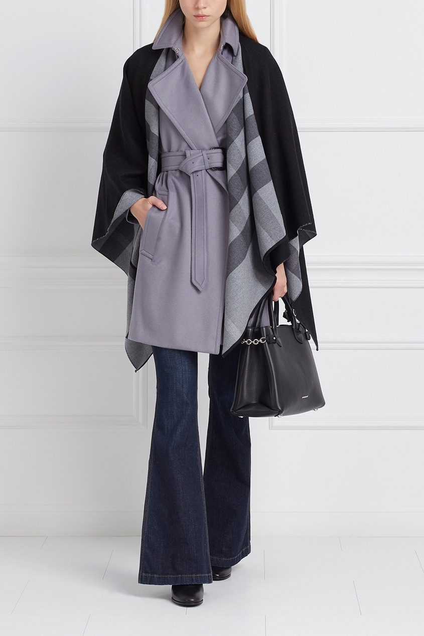 Burberry Кашемировое пальто
