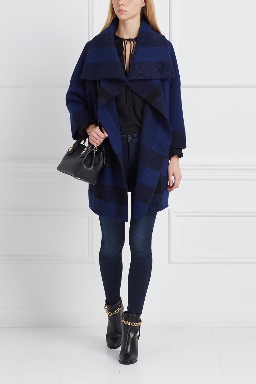 Burberry Шерстяное пальто