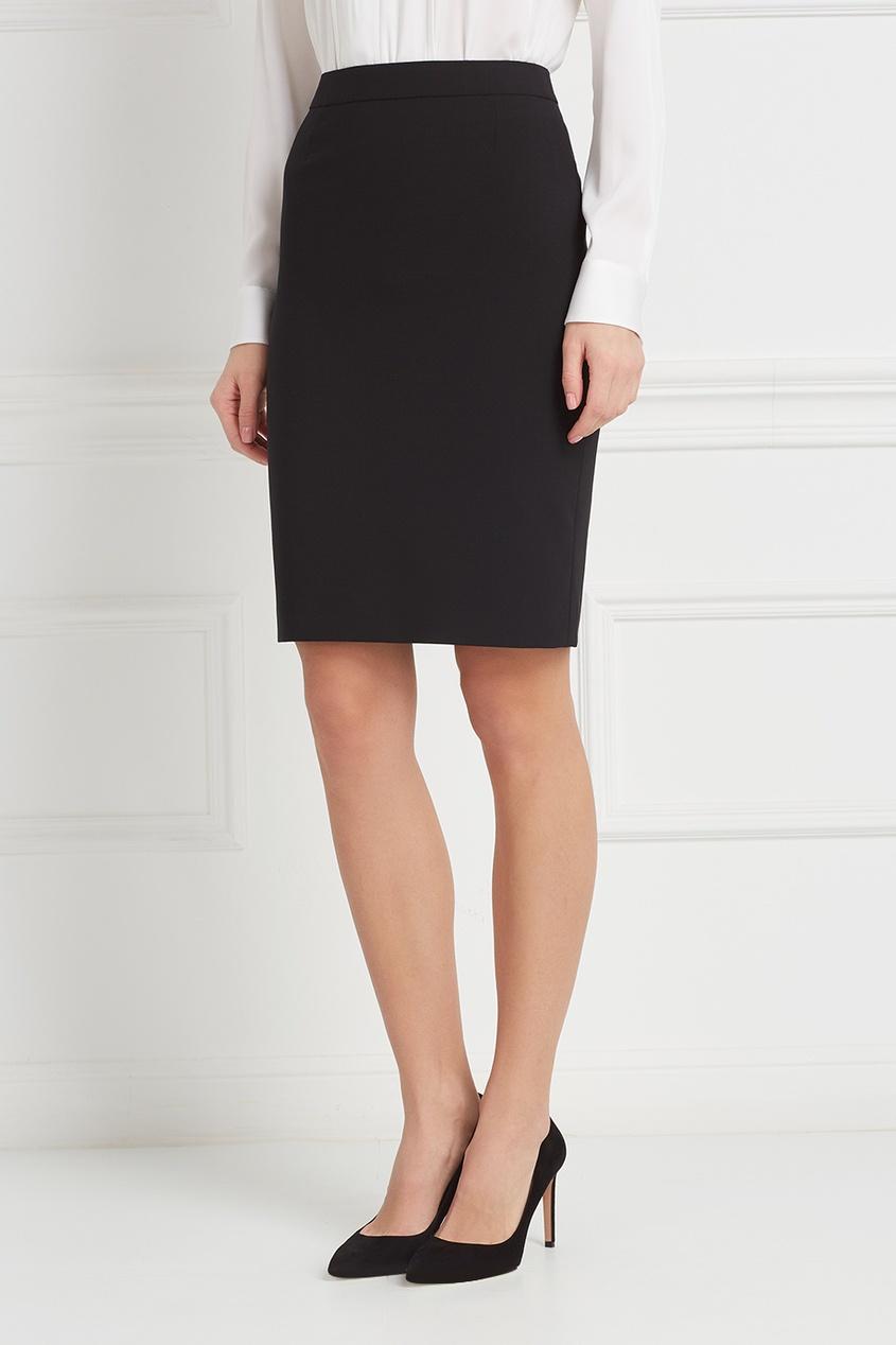 Шерстяная юбка Vilea