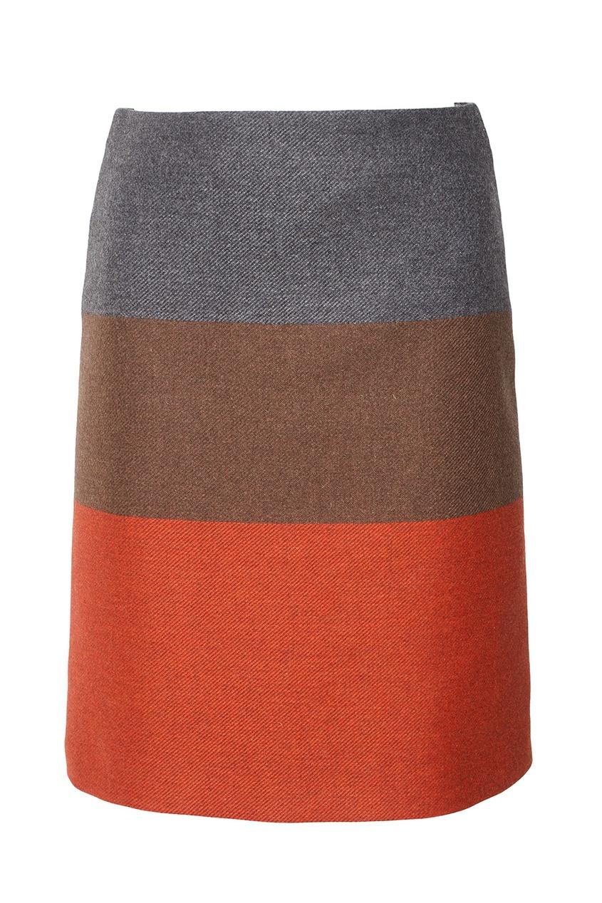 Шерстяная юбка Malivi