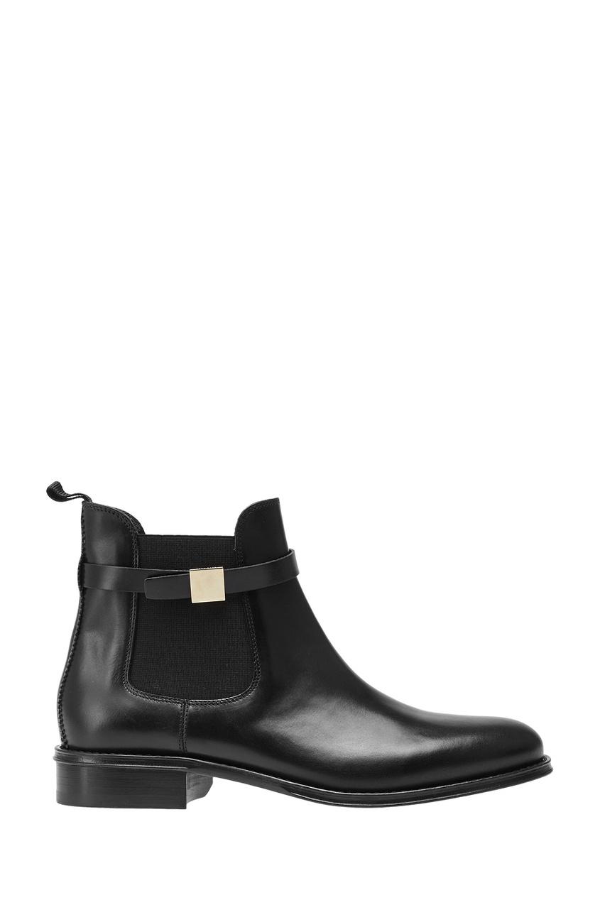 Кожаные ботинки Сhelsea