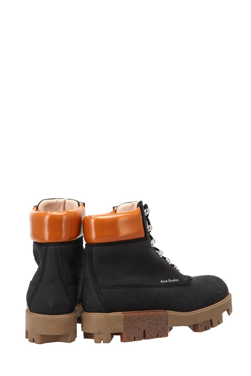 Кожаные ботинки TELDE