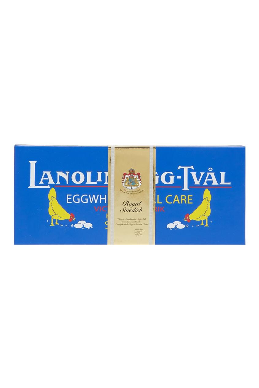 Мыло-маска для лица Lanolin-Agg-Tval 6x50gr