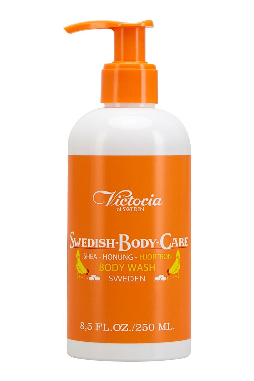 Victoria Soap Лосьон для тела Shea-Honung-Hjortron «Морошка» 250ml victoria soap лосьон для тела tallba pine шведская сосна 250ml