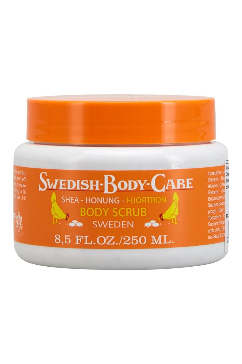 Victoria Soap Скраб для тела Shea-Honung-Hjortron «Морошка» 250ml скраб 3в1 для тела victoria soap скраб 3в1 для тела