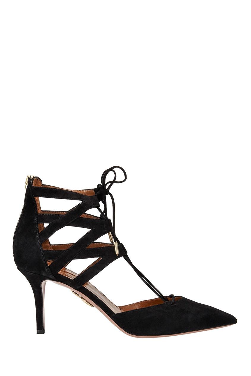 Замшевые туфли Belgravia
