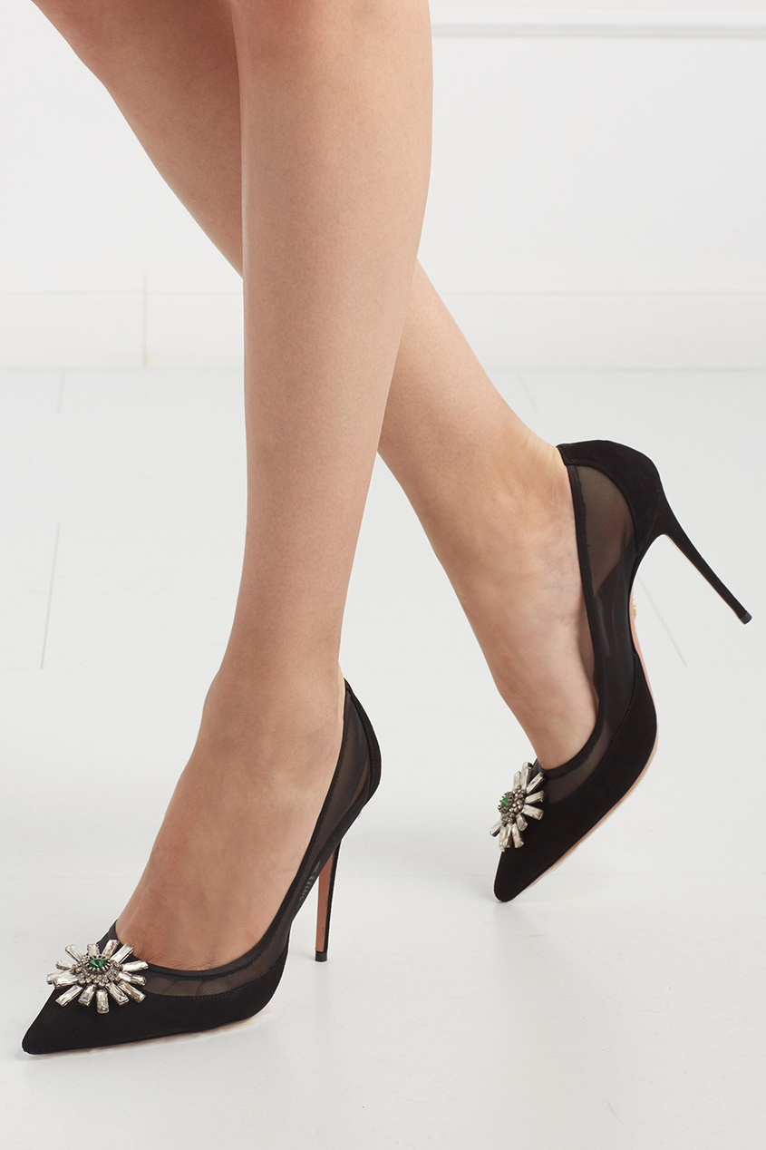 Туфли с кристаллами Kimiyah Pump