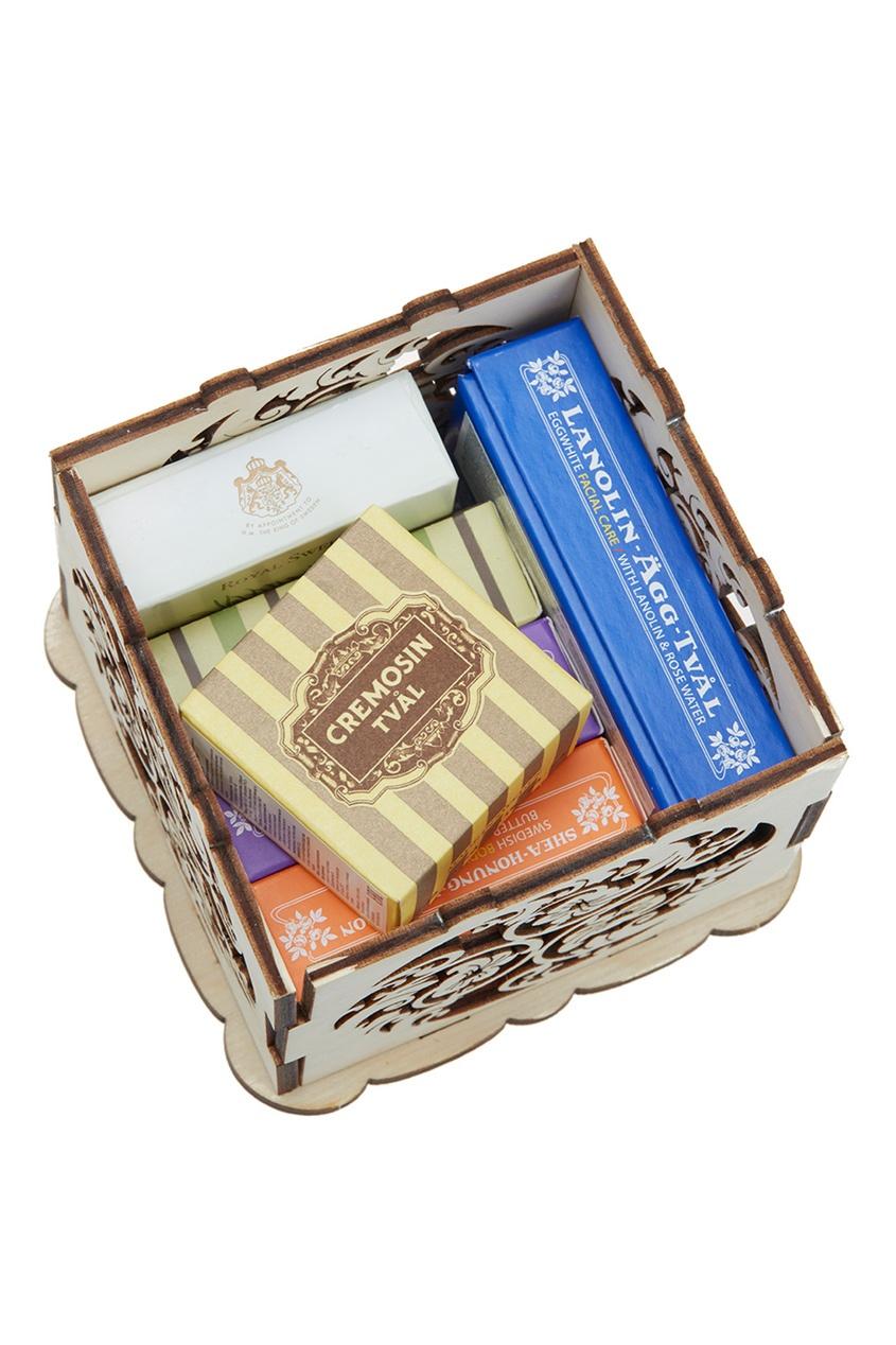 Victoria Soap Подарочный набор «Королевское мыло» victoria soap лосьон для тела tallba pine шведская сосна 250ml