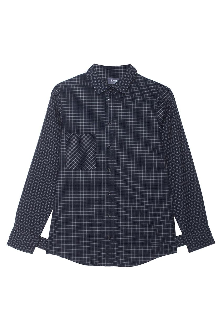 I Am Studio Хлопковая блузка