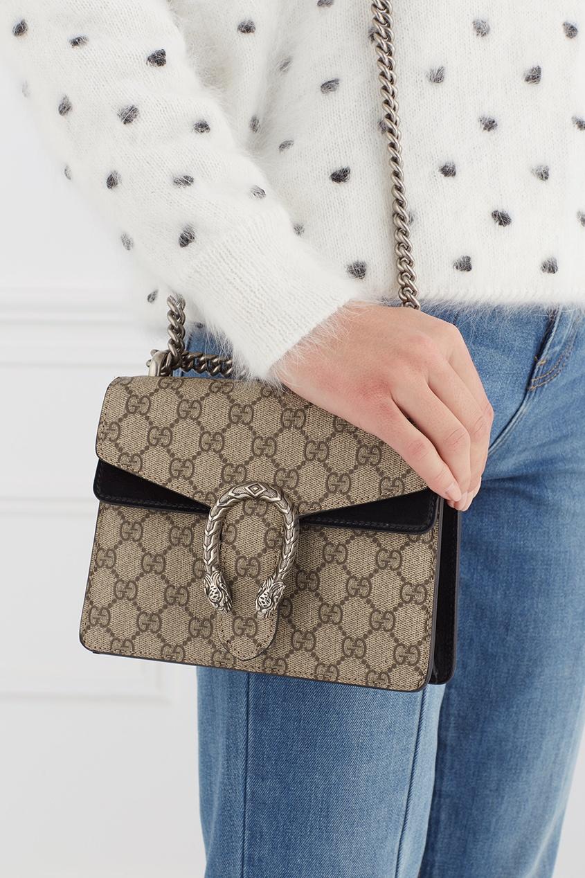 цена Gucci Сумка Dionysus онлайн в 2017 году