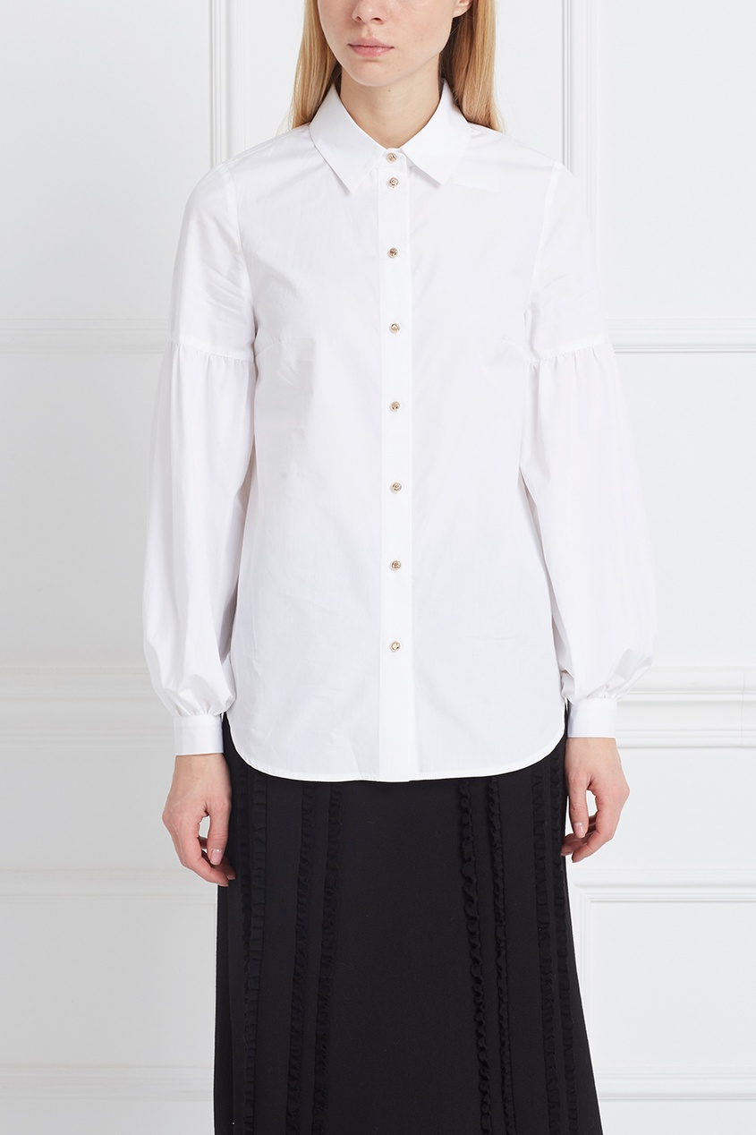 Laroom Хлопковая блузка
