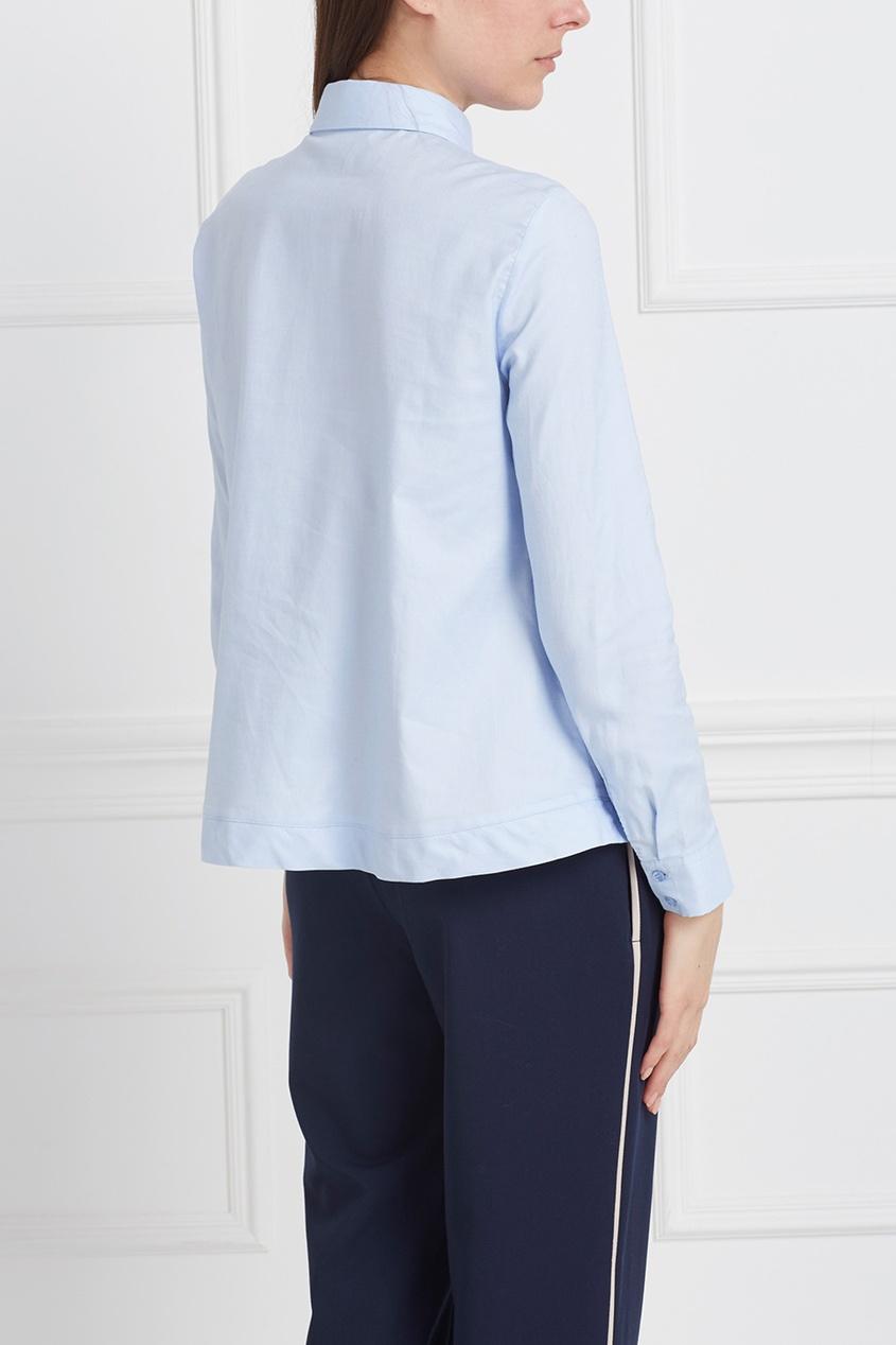 Stefanel Хлопковая рубашка