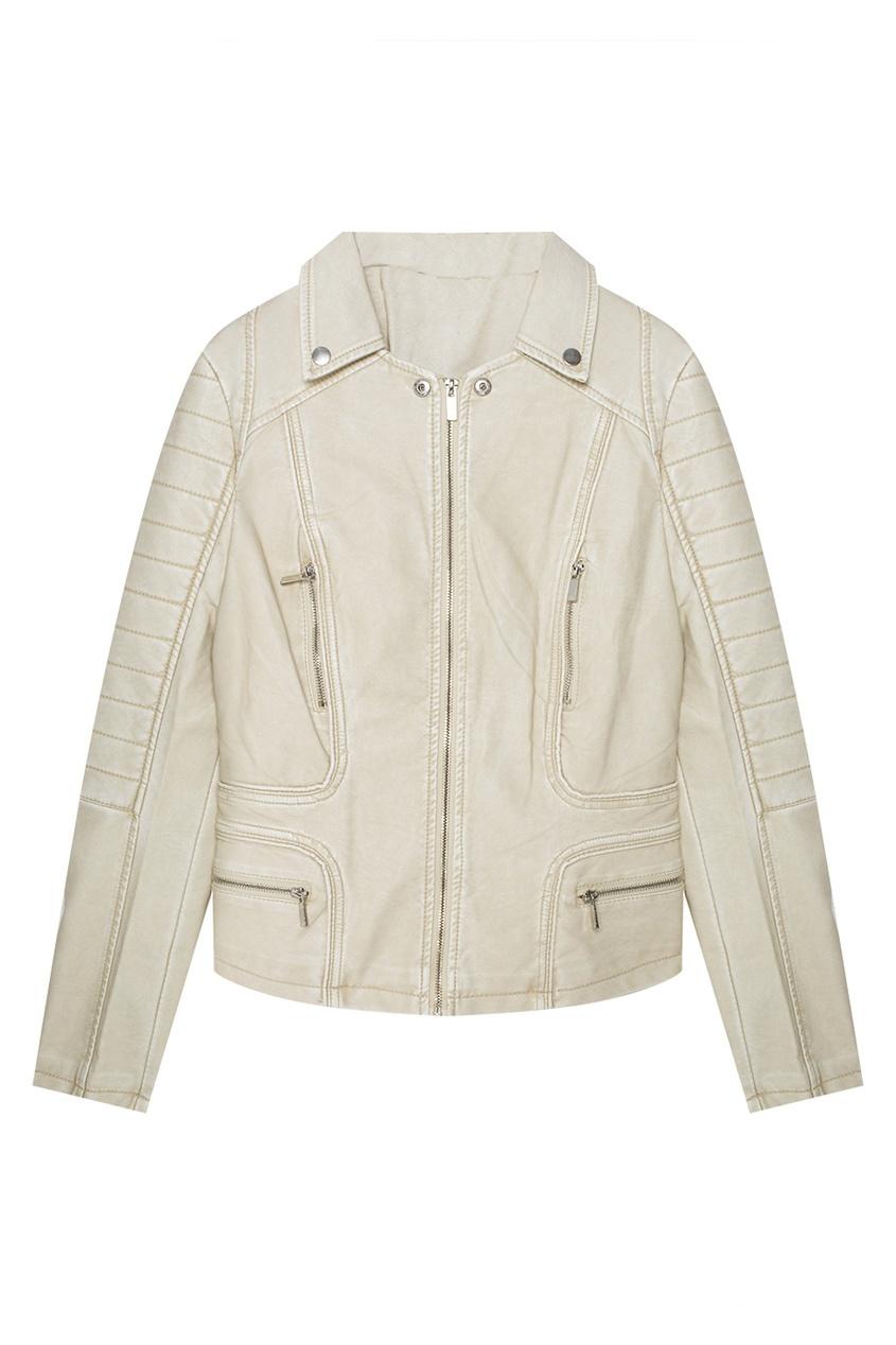 New Morrigan Однотонная куртка куртка stanley двусторонняя однотонная с рисунком