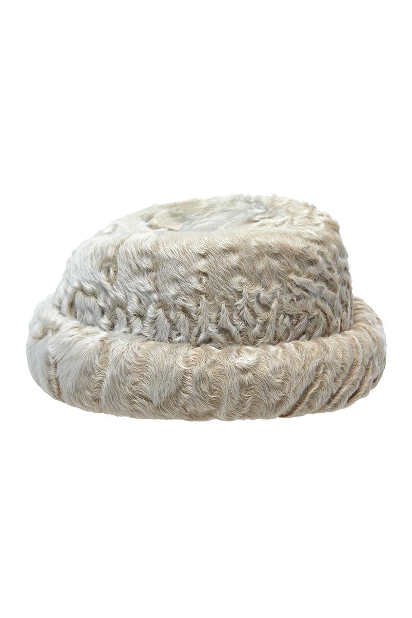 Color Temperature Шляпа из каракуля