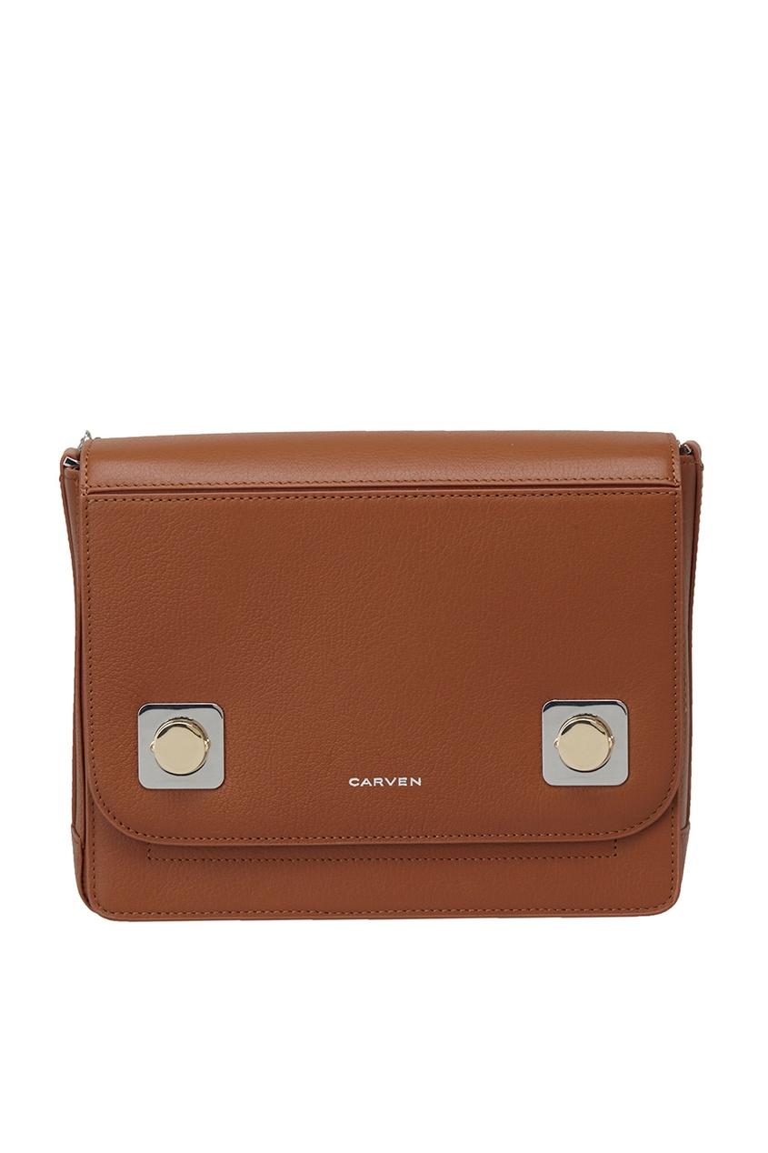 Carven Кожаная сумка