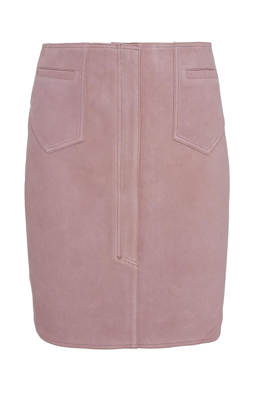Замшевая юбка Coda