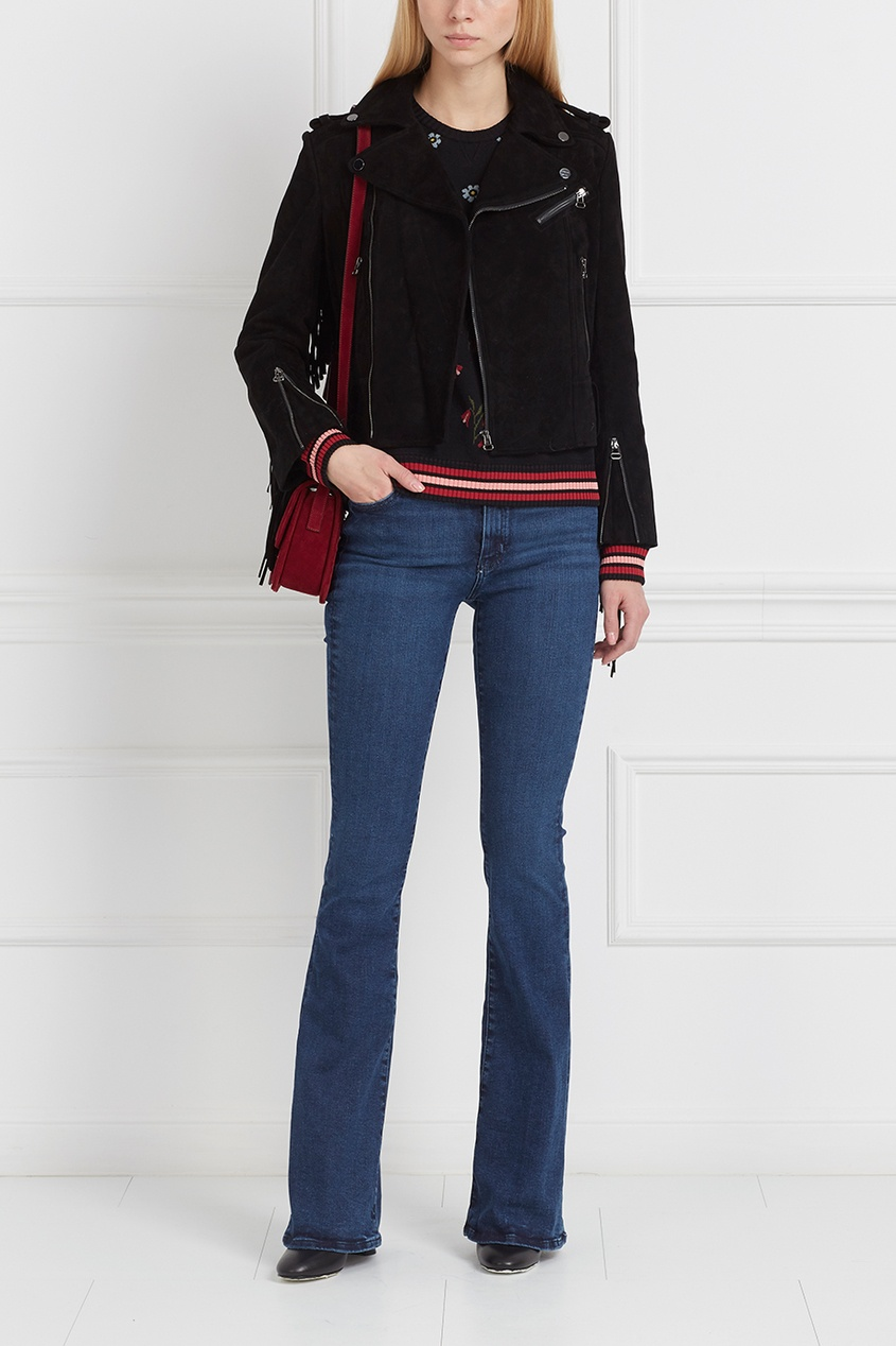 Расклешенные джинсы Bodycon Marrakesh