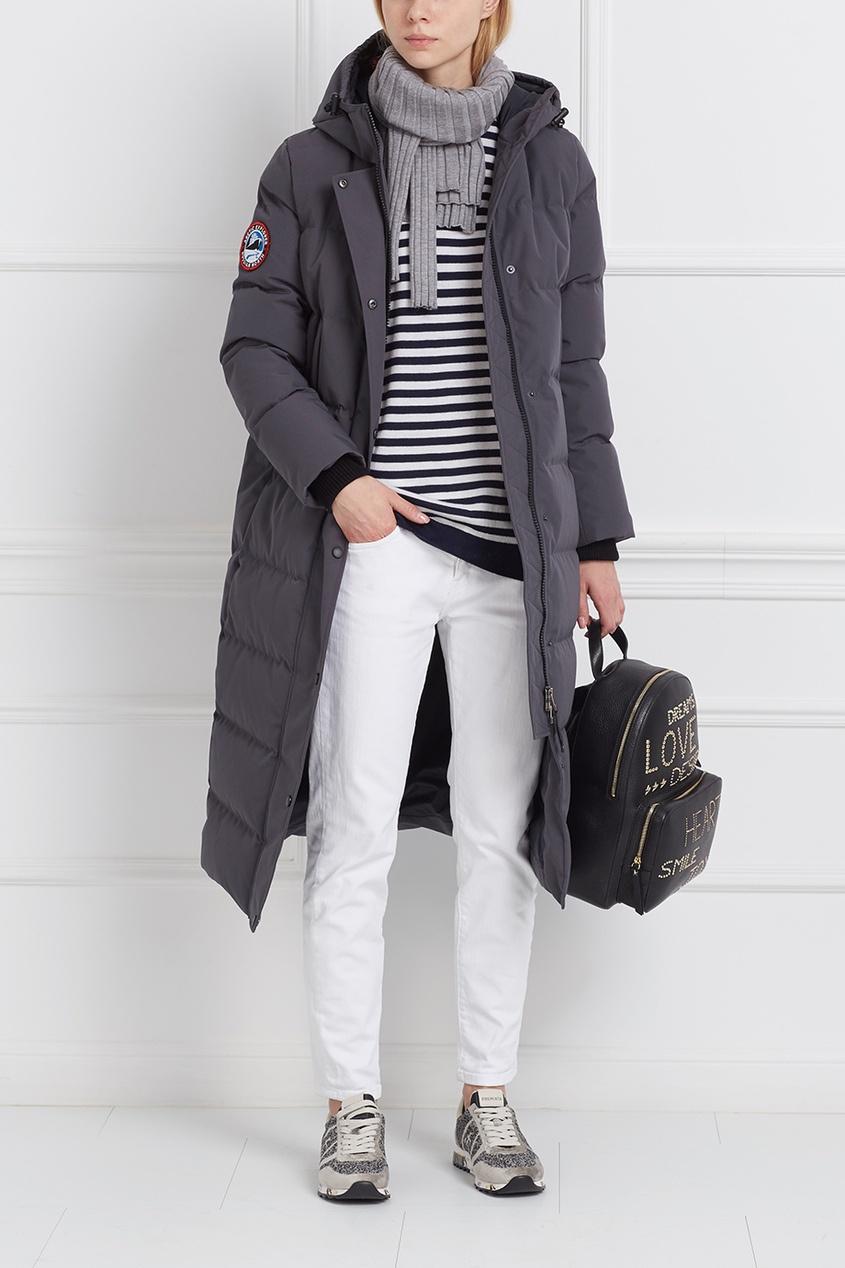 Пальто пуховое Coat