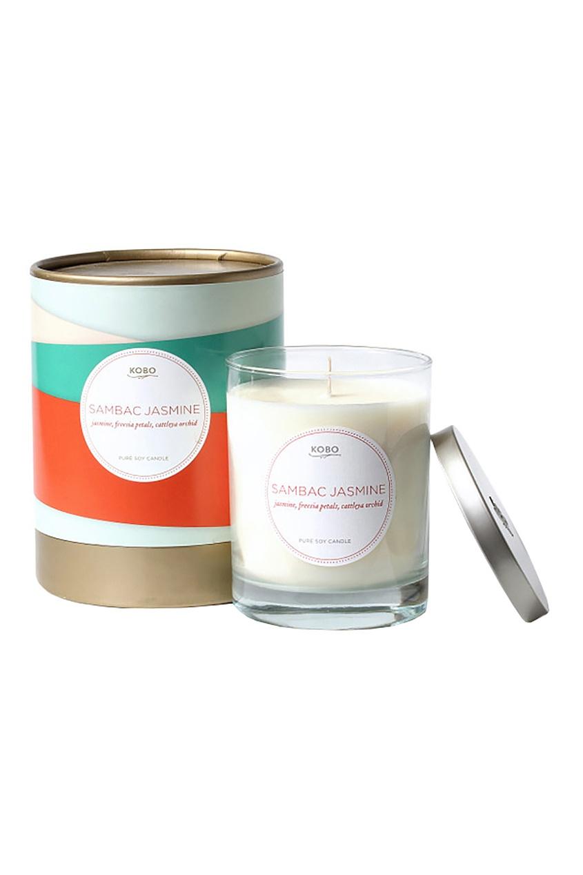 Ароматическая свеча Sambac Jasmine, 312гр.