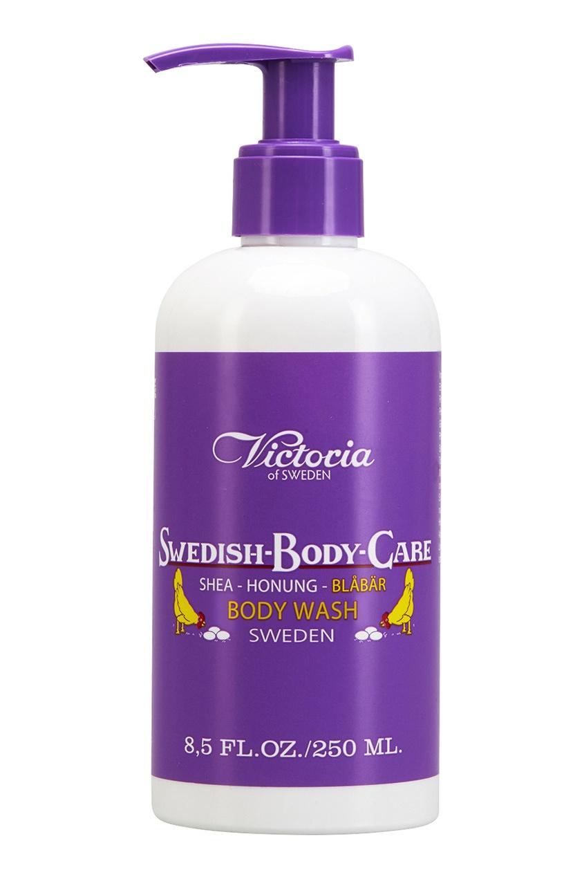 Victoria Soap Гель для душа Shea-Honung-Blabar «Черника» 250ml victoria soap подарочный набор черника