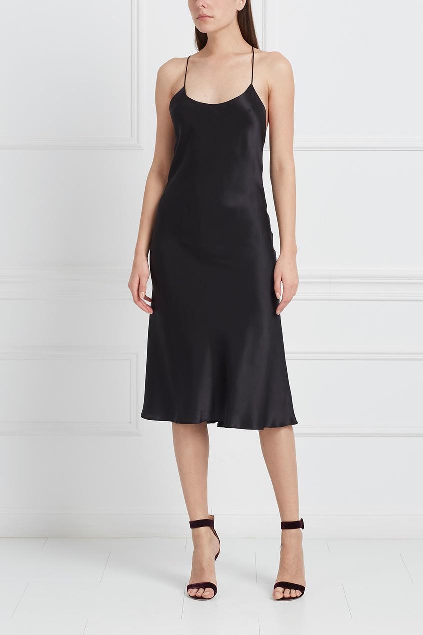 Olivia von Halle Ночная сорочка из шелка Remy