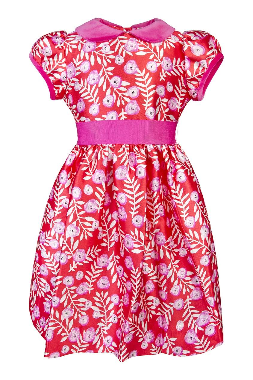 Oscar de la Renta Children Платье из шелка и хлопка люстра colosseo 82406 4c oscar