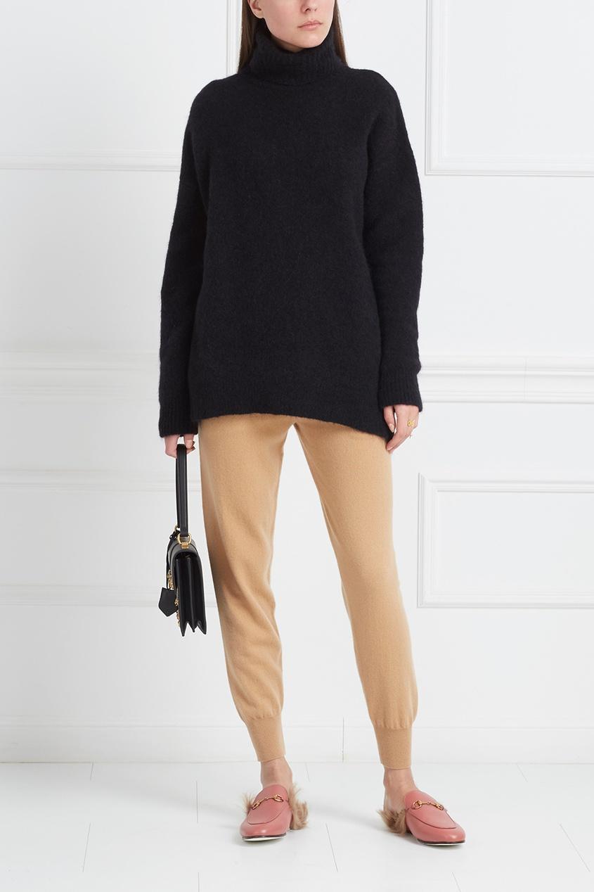 Кашемировые брюки