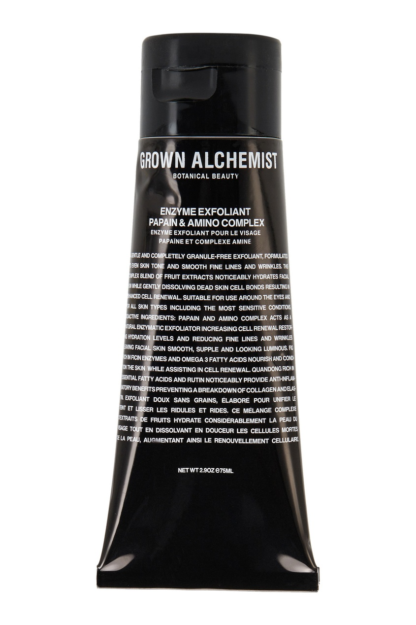 Энзимный эксфолиант для лица «Папаин и амино-комплекс» 75ml Grown Alchemist