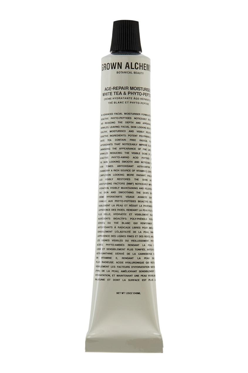 Восстанавливающий увлажняющий крем для лица «Белый чай и фито-пептид» 40ml