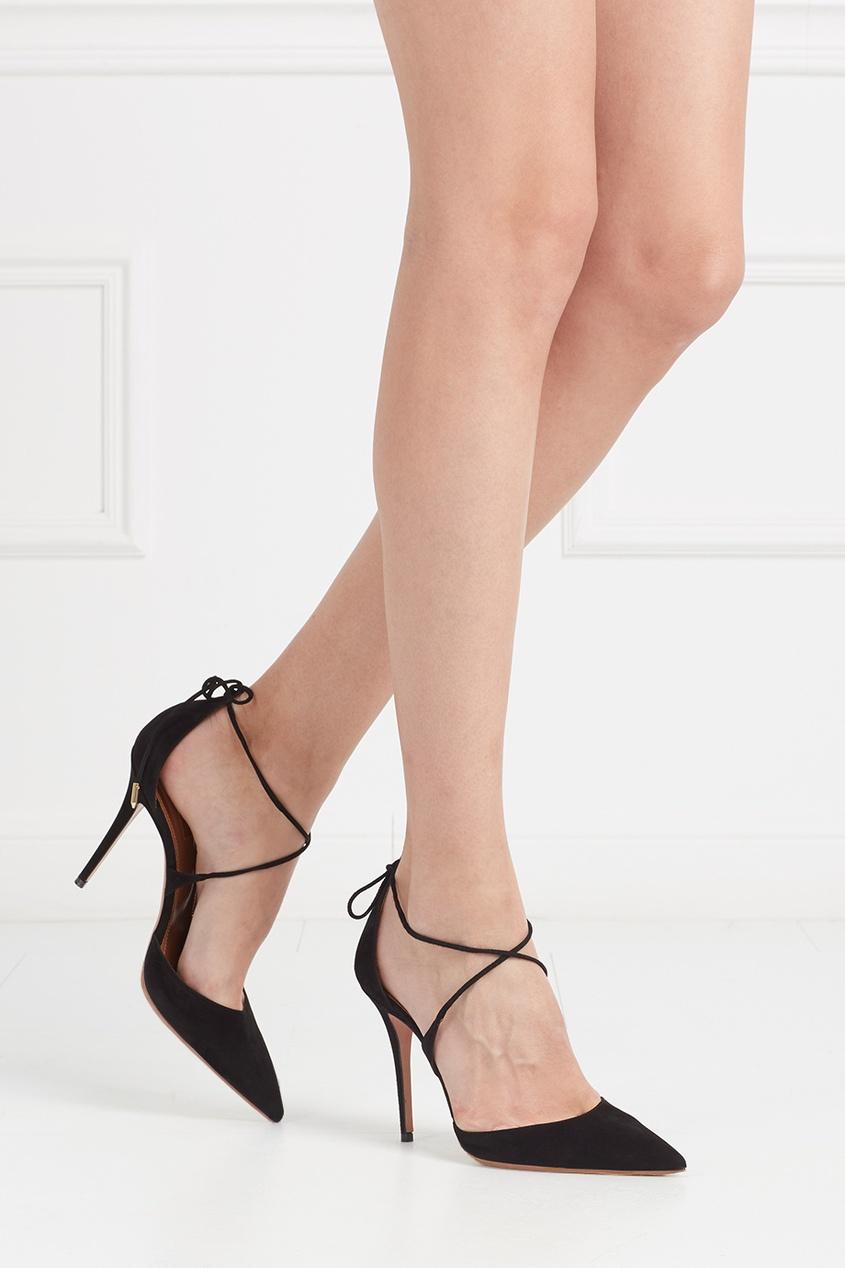 Замшевые туфли Matilde