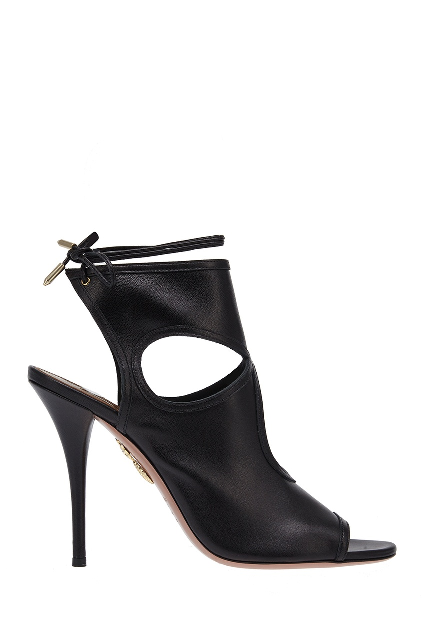 Кожаные туфли  Sexy Thing 105