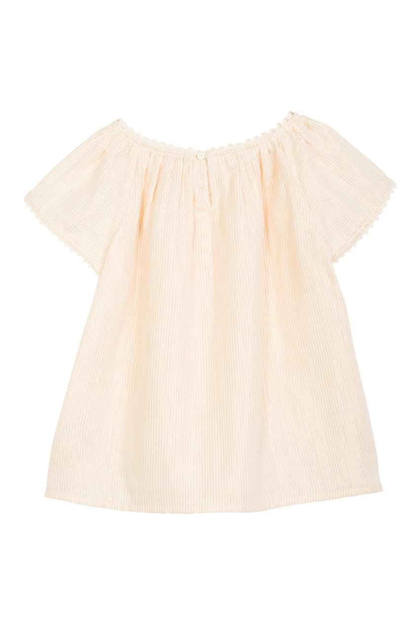 Хлопковая блузка Carrie