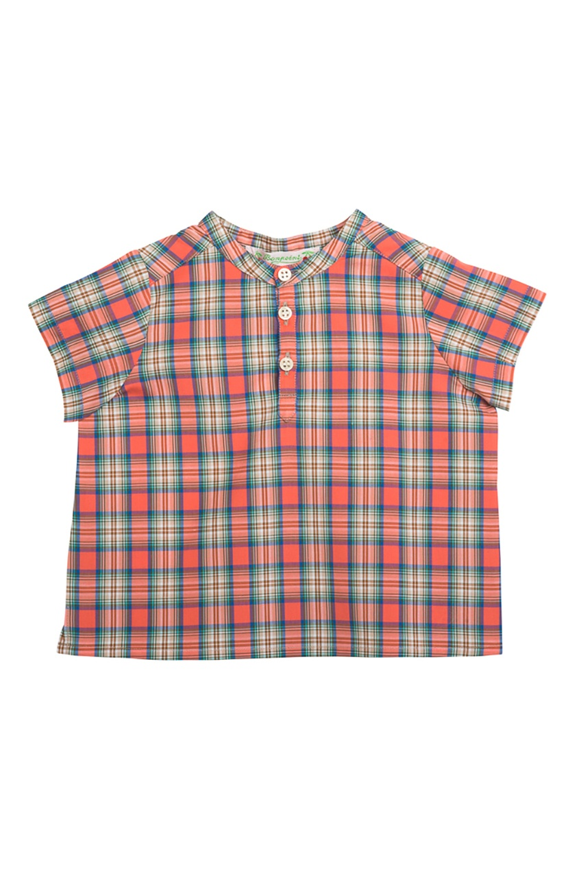 Хлопковая рубашка Cesari