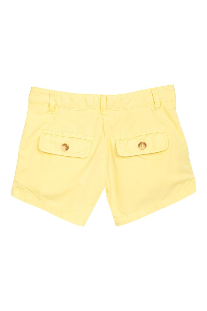 Хлопковые шорты Sheryl