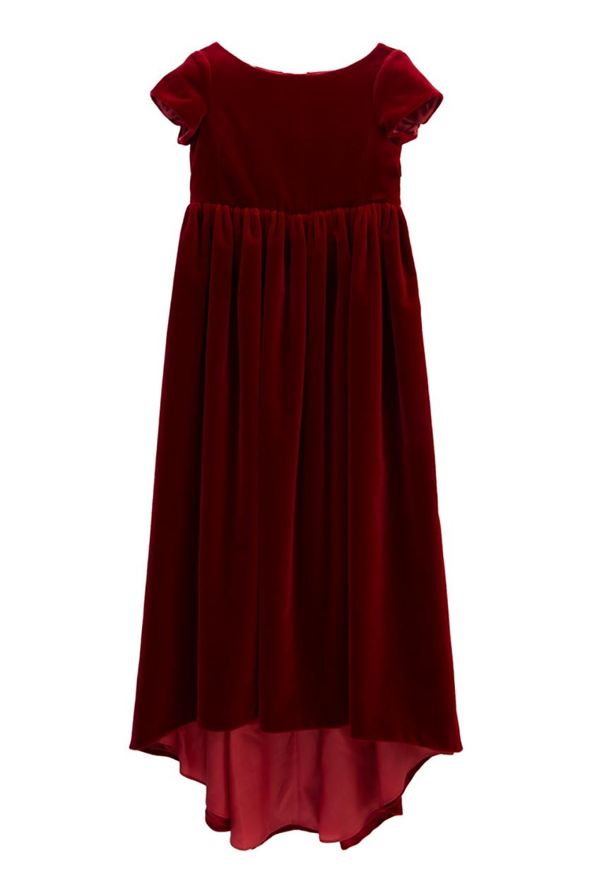 Бархатное платье Destinee