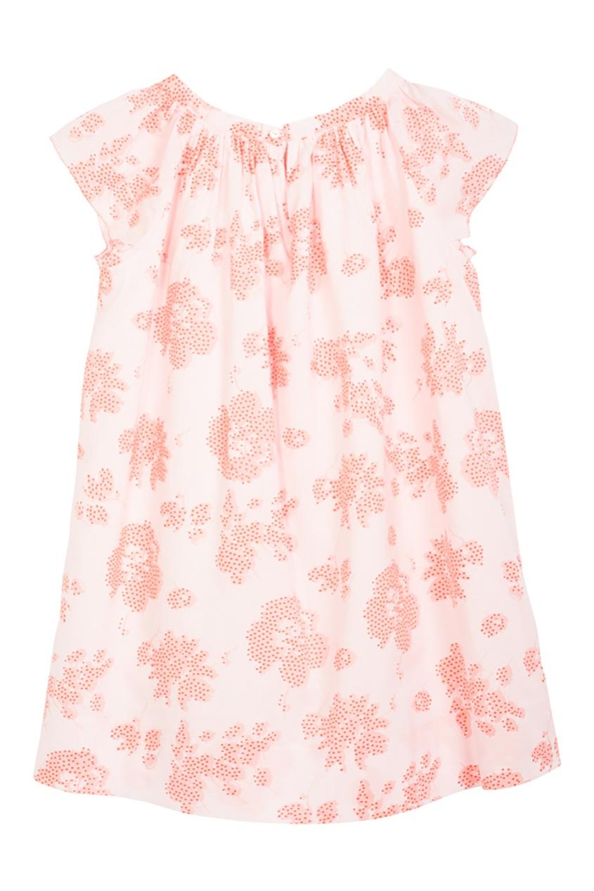 Хлопковое платье Cotillon