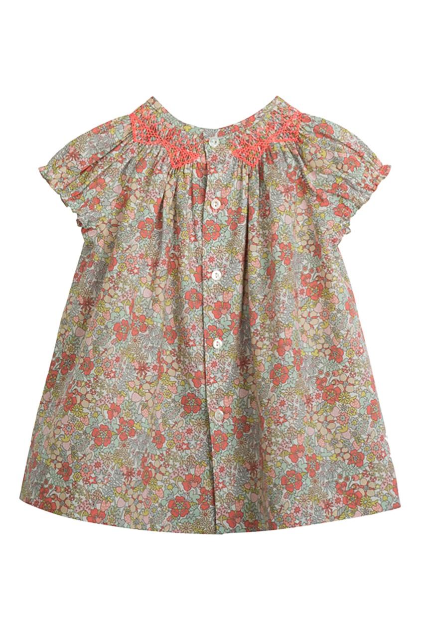 Хлопковое платье Eugenia