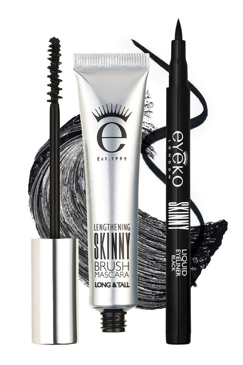 Eyeko Набор для макияжа глаз Skinny  eyeko водостойкая тушь для ресниц sport