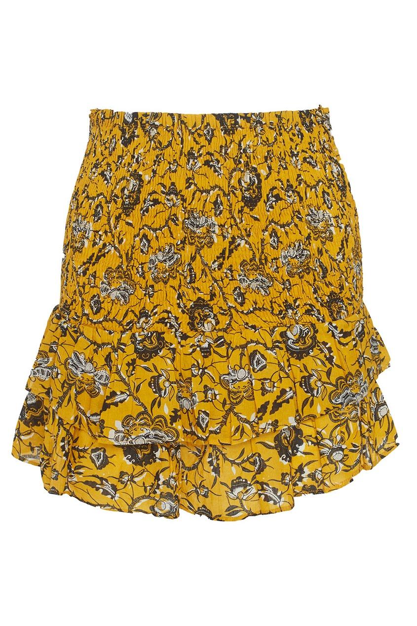 Isabel Marant Etoile Хлопковая юбка Alfos