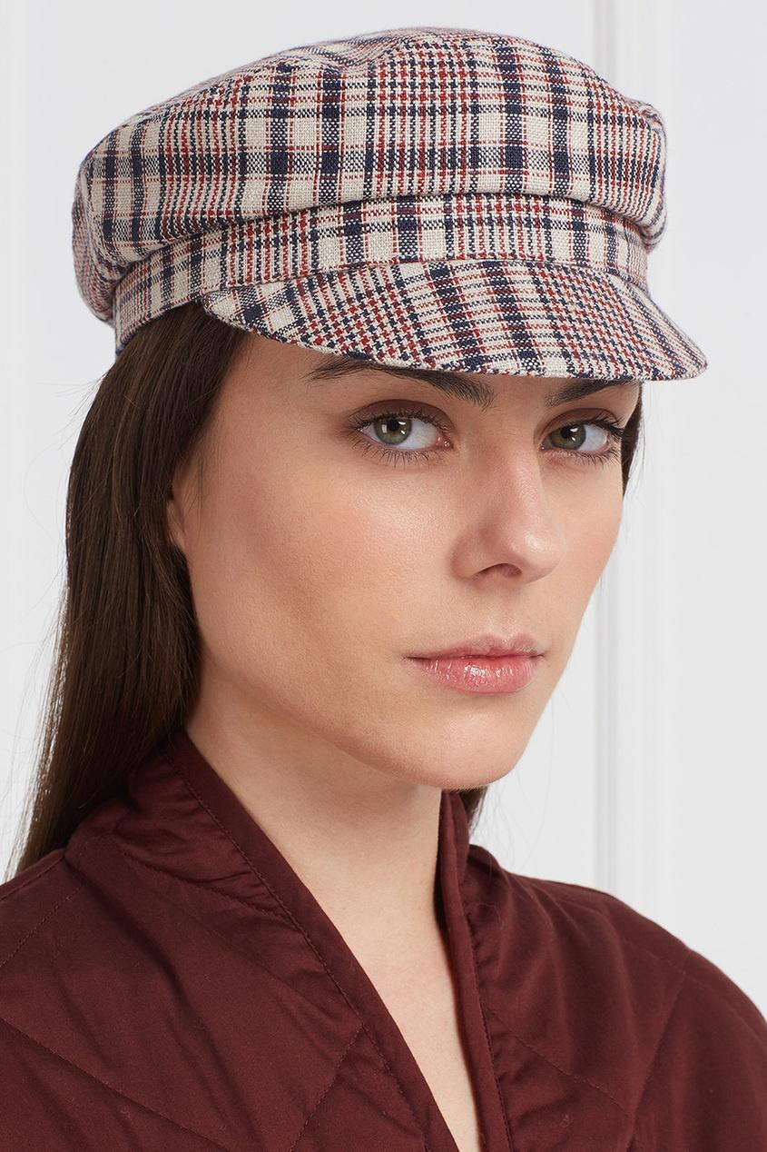 Льняная кепка Evie