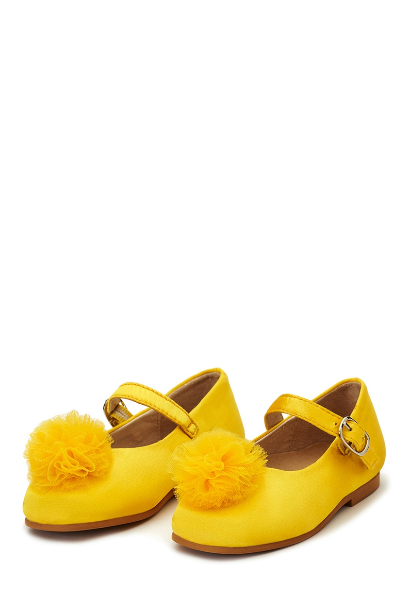 Атласные туфли SoCandy от Age of Innocence