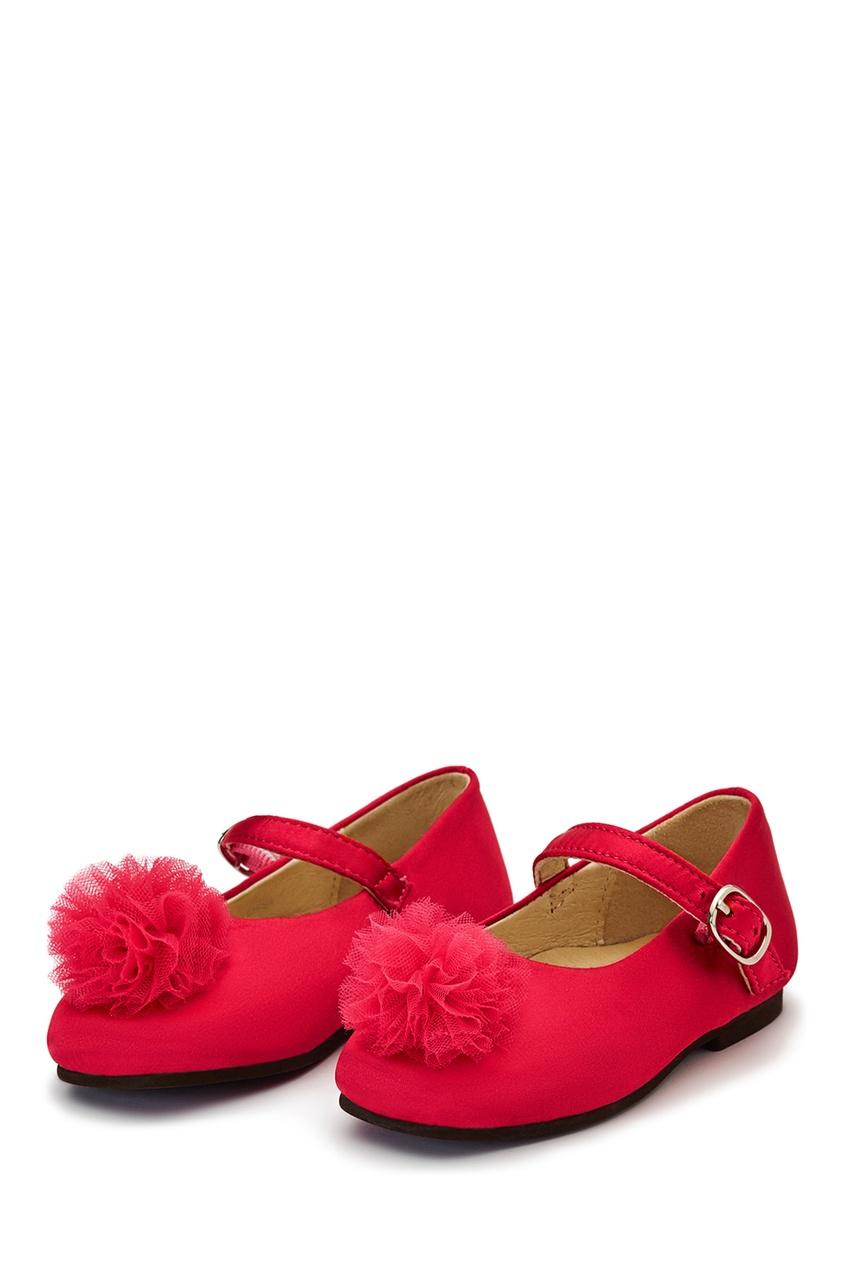 Атласные туфли SoCandy