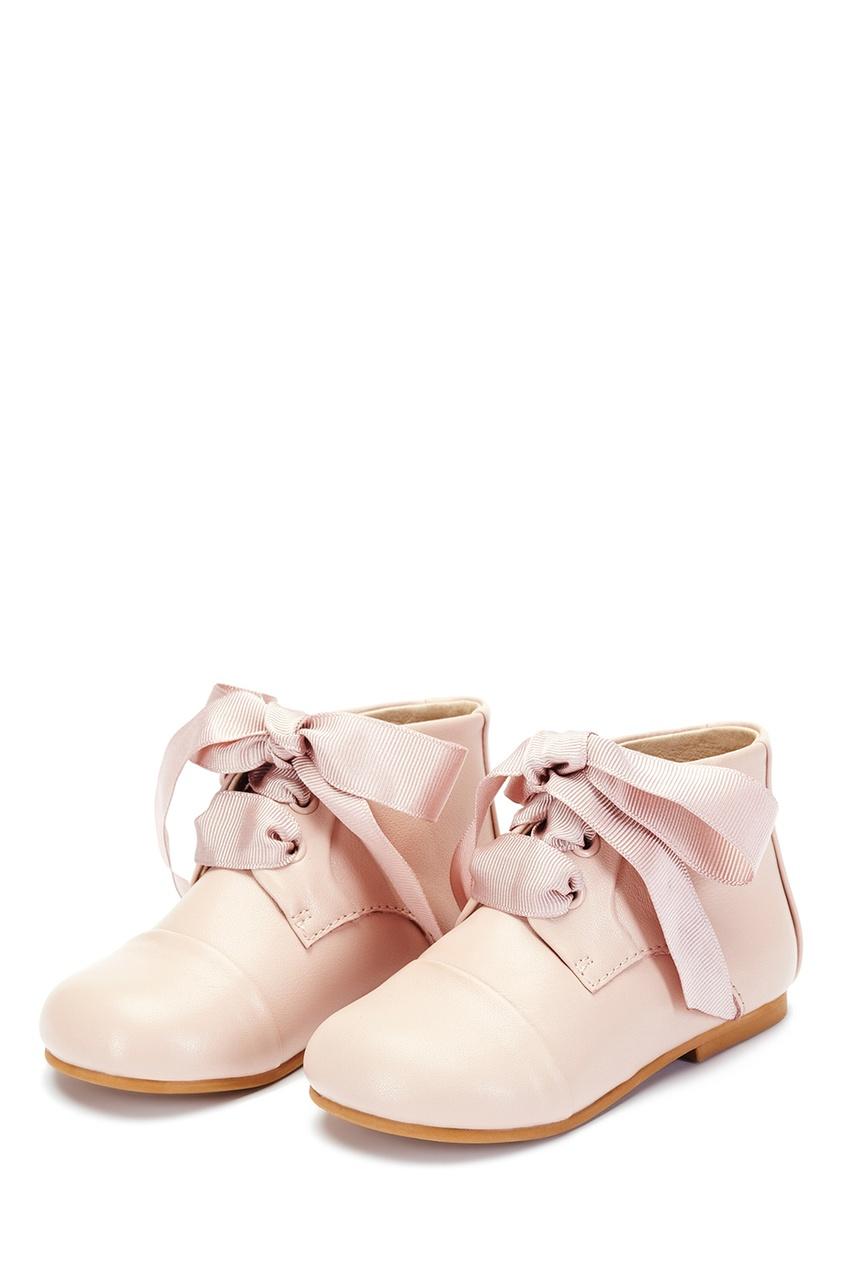 Age of Innocence Кожаные ботинки на шнуровке Jane ботинки кожаные с кисточками