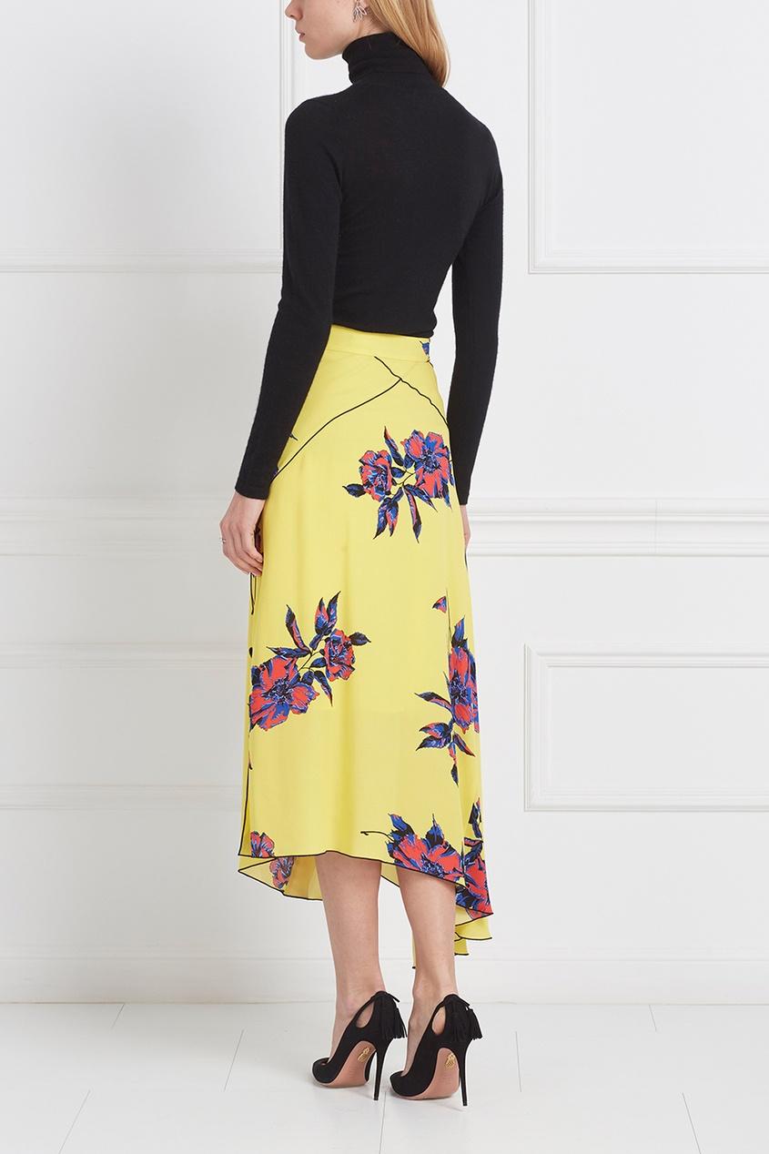 Proenza Schouler Шелковая юбка