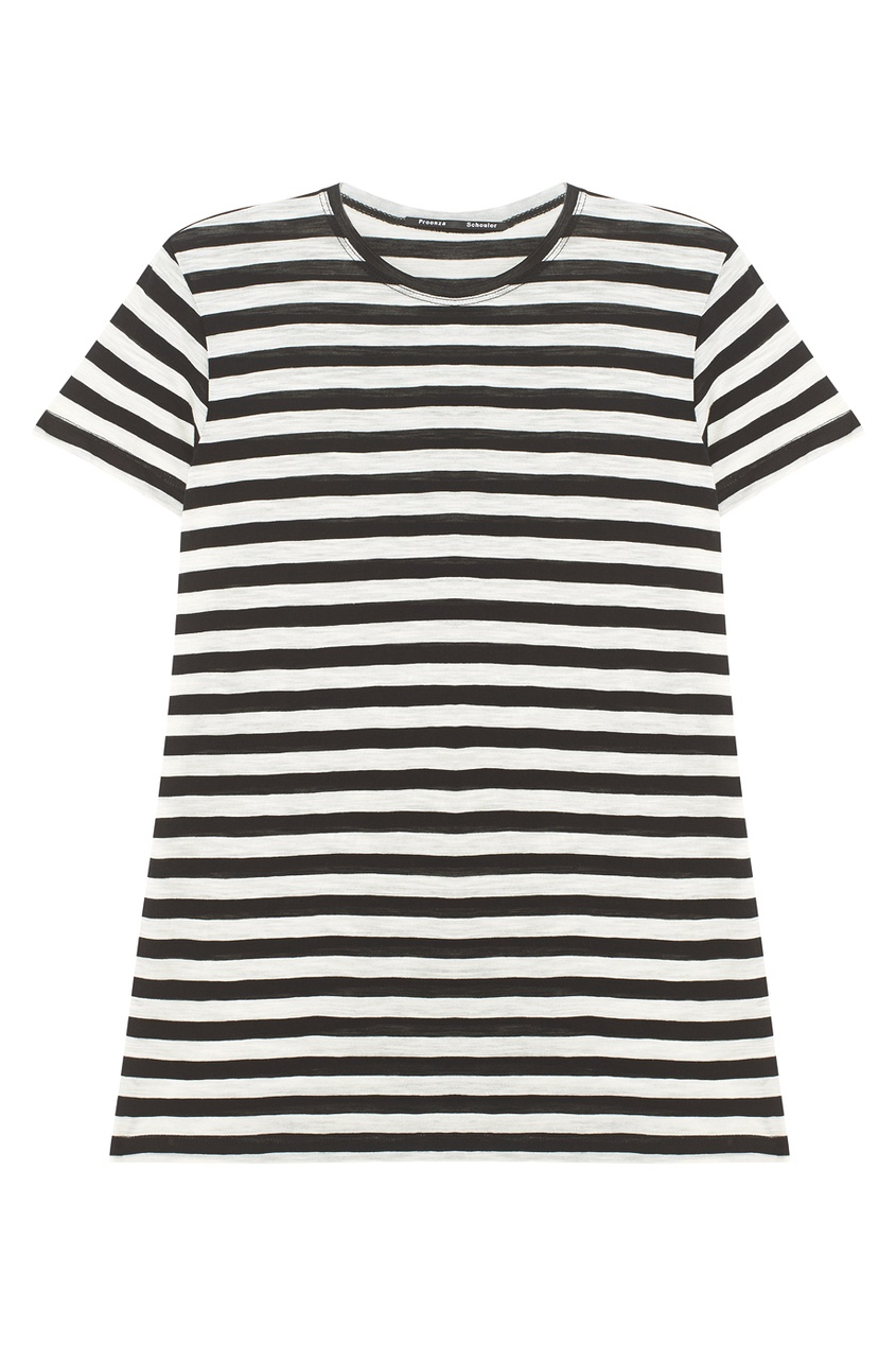Proenza Schouler Хлопковая футболка
