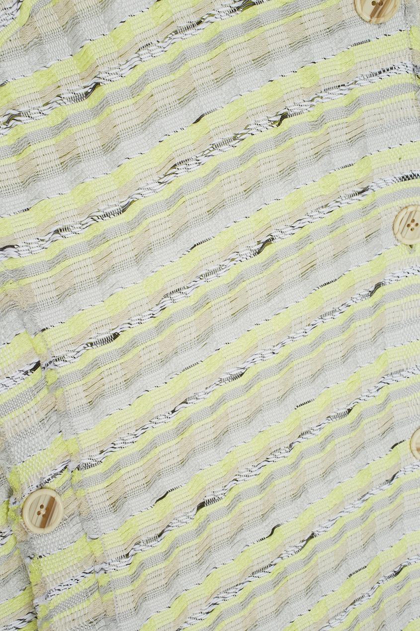 Proenza Schouler Асимметричное платье